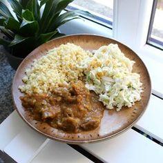 SYROP Z KWIATÓW CZARNEGO BZU - Jemy i nie tyjemy. Kuchnia według Sylwii Panna Cotta, Fried Rice, Fries, Curry, Ethnic Recipes, Fitness, Diet, Dulce De Leche, Curries