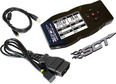 SCT X4 POWER FLASH PROGRAMMER with custom tunes by Torrie from Unleashed Tuning ($400)