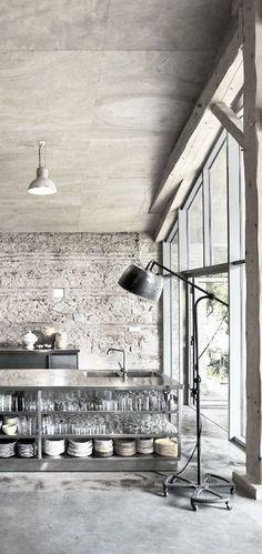Une maison de campagne revisitée par l'Atelier 154 Paris