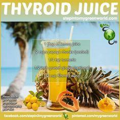 Thyroid juice www.telotherapies... Hypothyroidism Revolution.. http://hypothyroidism-revolution-h.blogspot.com?prod=5FOogZwO