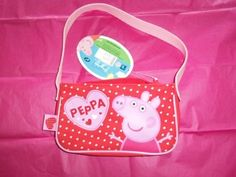 a46a0f15dcb8 Girls Peppa Pig Back Pack And Small Handbag Claires Assesories For Sale in  Kildare