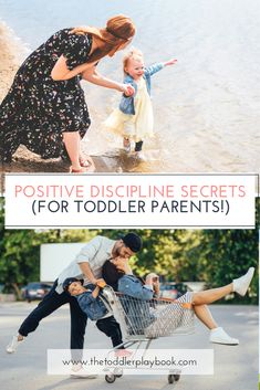 The Beginner's Guide to Positive Discipline For Toddlers - The Toddler Playbook - Positive discipline ideas for toddlers (and the grown-ups who love them)! Learn the best positive d - Toddler Behavior, Toddler Discipline, Positive Discipline, Child Behaviour, Practical Parenting, Gentle Parenting, Parenting Advice, Parenting Classes, Parenting Styles