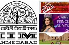 This time the annual cultural festival, Chaos, of IIM Ahmedabad has evolved to a 4-day affair as compared to 3 day in its previous years. The fest starts today. Today, on the first day of chaos, there is a DJ Night by DJ Aceaxe. The Femina Miss India pageant would be held at IIM Campus where Campus Princess would be...  Read More