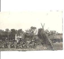 ANTIQUE PHOTO OF APACHE INDIAN SQUAW  PAPOOES AT FORT HUACHUCA ARIZ. CIRCA 1910