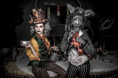 DIY Alice in Wonderland The Mad Hatter Costume | Your Costume Idea for Halloween, Mardi Gras and Carnival 6