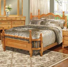 Add some luxury to your bedroom! #masterbedroom #cabinfield