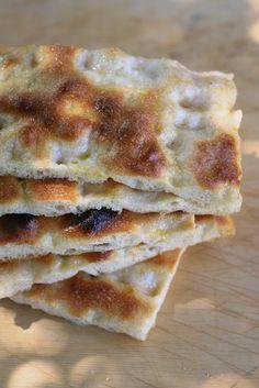C'è la ricetta della focaccia genovese sí ma c'è anche un blog che va letto e…
