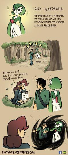 RandoWis :: Gardevoir | Tapastic Comics