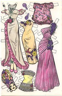 Katy Keene send away #1 - clothes #3