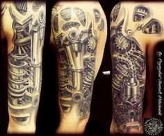 Biomechanical Tattoo (34)
