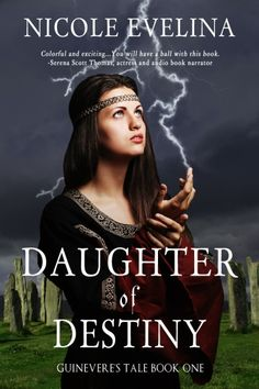 #Win a copy of Nicole Evelina's DAUGHTER OF DESTINY! #DaughterofDestinyBlogTour #Historical #Fantasy @hfvbt