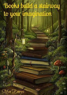 Le chemin de livres
