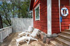 Myynnissä - Gunnero, Sipoo: Huvila saaressa. -   #huvila #mökki #sipoo #oikotieasunnot