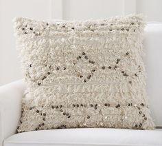 Moroccan Wedding Blanket Cushion Cover | Pottery Barn AU