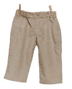 MON MARCEL BEIGE NOE TROUSERS - Port Avenue #KidsFashion #BoysClothes #DesignerClothes