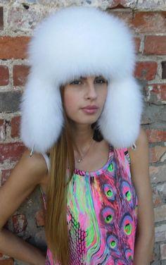 da9b7f49bff61d Fur Hats, Fur Accessories, Fox Fur, Furs, Hoods, Fur, Cowls