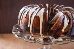 This easy marble cake recipe is one of the best ever. I should know. I'm about to write a book on the subject of marbled, swirled and layered desserts.