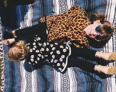 Daisy Kids Kimono by StellaAndStosh on Etsy