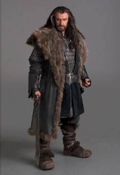 dwarfs cosplay thorin | New Thorin Oakenshield Images in High-Res
