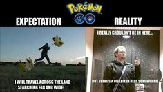 When pokemon go gets released lol