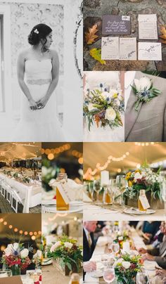 Get Inspired: 5 Unique #Wedding Theme Ideas. To see more: http://www.modwedding.com/2013/12/20/get-inspired-5-unique-wedding-theme-ideas/