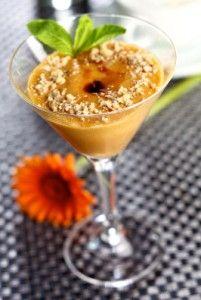 Almond Butter-Pumpkin Pudding #Vitacost #GlutenFree #Recipe @Mac-n-Mo's