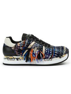 #premiata #sneakers #woven #women #fashion #style #new www.jofre.eu