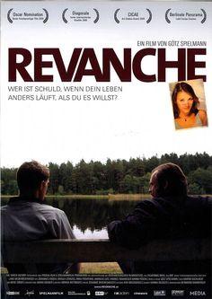 REVANCHE - 2008 - GÖTZ SPIELMANN - URSULA STRAUSS - FILMPOSTER A4
