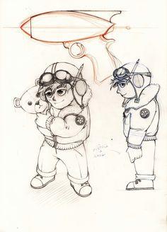 Youth hero, Lapo Roccella on ArtStation at https://www.artstation.com/artwork/zkQ0m