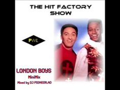 LONDON BOYS MiniMix - Harlem Desire, Requiem and London Nights Extended PWL Mixes
