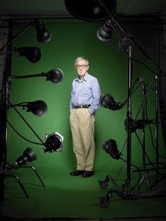 Woody Allen by Manuel Lagos Cid