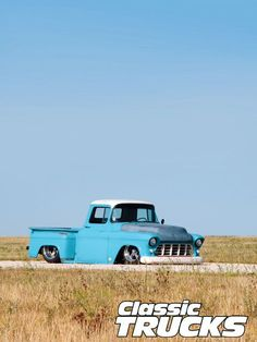 55 or 56 Chevy Truck