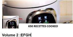 650 recettes cookeo v2