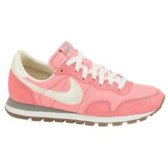 Nike Air Pegasus 83 - Women's - Atomic Pink/Atomic Pink/Mine Grey/Met Cashmere