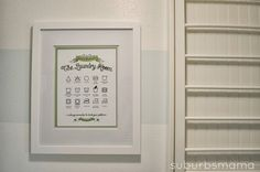Suburbs Mama: Laundry Room Makeover