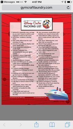 Disney Cruise packing list Source by splevy outfits Disney Halloween Cruise, Disney Fantasy Cruise, Disney Cruise Door, Disney Dream Cruise, Disney Cruise Tips, Disney World Trip, Disney 2017, Disney Parks, Disney Cruise Bahamas