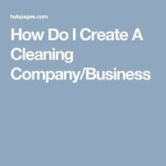 how to make a quote for cleaning services