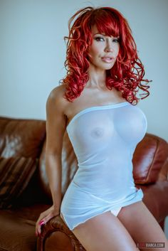 through latex Bianca beauchamp see