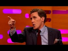 Rob Brydon Does Mick Jagger Doing Michael Caine - The Graham Norton Show Rob Brydon, Norton Show, Comedy Skits, Bbc America, Mick Jagger, Current Events, Doctor Who, Good Times, Graham