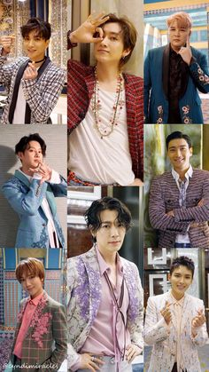 Check out Super Junior @ Iomoio Yesung, Kim Heechul, Kim Woo Bin, K Pop, Korean Actresses, Actors & Actresses, Super Junior Songs, Super Junior Leeteuk, Instyle Magazine
