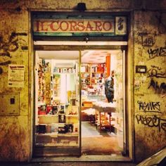 libreria il corsaro, Roma #libri #libreria #books #bookshop
