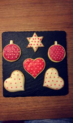 #christmas #love #cookies #royal icing
