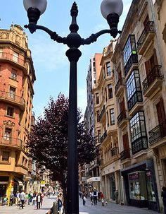 Calle Corrida Gijon