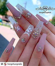 your success is our reward Ugly Duckling Nails Inc. - your success is our reward Ugly Duckling Nails Inc. Nails Inc, Aycrlic Nails, Bling Nails, Coffin Nails, Pink Coffin, Rhinestone Nails, Fabulous Nails, Gorgeous Nails, Pretty Nails