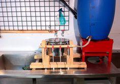 DIY automatic bottle filler system