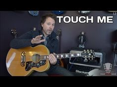 Love Her Madly by The Doors - How to Play Acoustic Guitar Lesson - YouTube