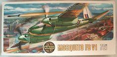AIRFIX Mosquito FB. IV (1/72)