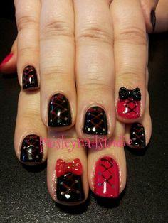 Corset Fingernails