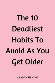 List of bad habits to break, life bad habits to break, breaking bad habits, list of toxic habits to quit Health And Wellbeing, Health Goals, Mental Health, Ways To Be Happier, Self Development, Personal Development, Self Improvement Tips, Good Habits, Self Care Routine