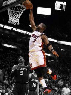 Dwayne Wade!!!!!